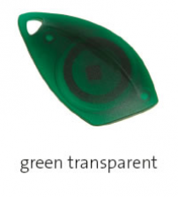Bezkontaktní přívěsek SAIL - zelený