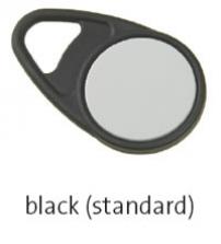Bezkontaktní přívěsek TEARDROP - černý
