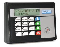 RT300B-TCP docházkový terminál bezkontaktní